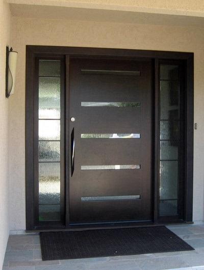 puertas para exteriores herreria carmona puertas contemporaneas